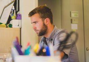 working-hard